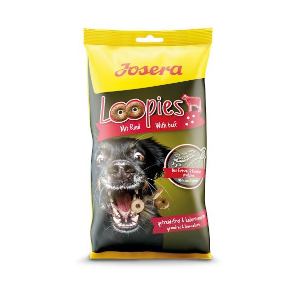 Josera Loopies mit Rind 11x150g