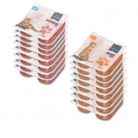FeliFine Fisch pure Paket