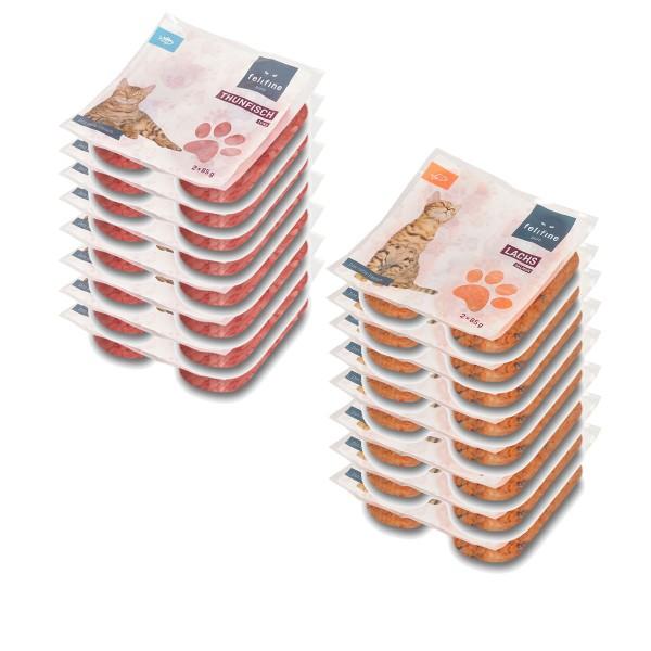 FeliFine Fisch pure Paket