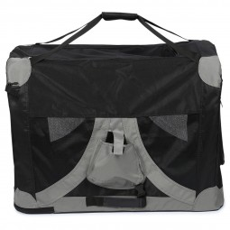 TRIXIE Mobile Kennel Nylonbox de Luxe 50x50x70cm