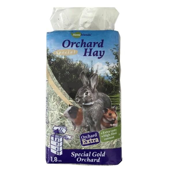 Hugro Special Gold Orchard Heu für Kleintiere 1,8 kg