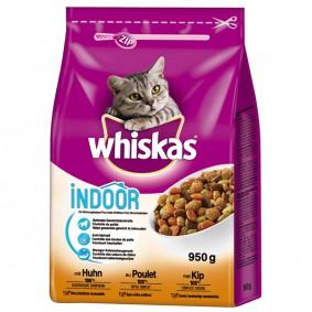 Whiskas Katzenfutter Indoor mit Huhn