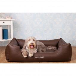 Knuffelwuff Kunstleder Hundebett Sidney XXXL 155cmx105cm