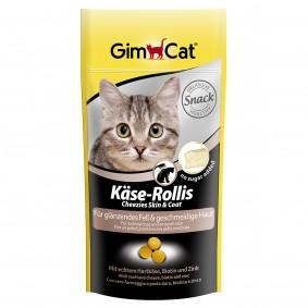 GimCat KäseRollis Skin & Coat 40g