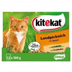 Kitekat Multipack Portionsbeutel -Landpicknick