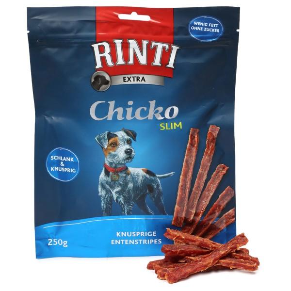 Rinti Hundesnack Chicko Slim Ente 250g