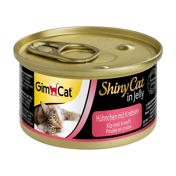 GimCat ShinyCat in Jelly 24x70g