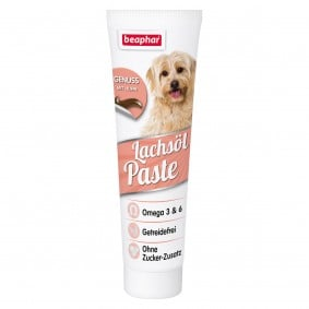 beaphar Lachsöl Paste Hund 100g