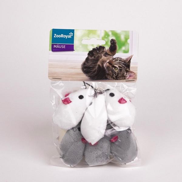 ZooRoyal Mäuse 6er Set