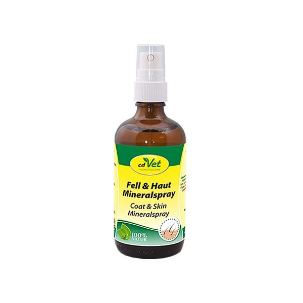 cdVet Fell & Haut Mineralspray