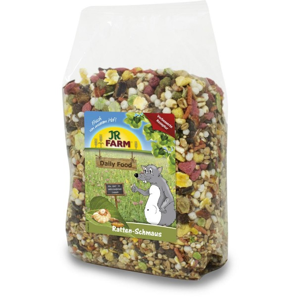 JR Farm Ratten-Schmaus 2,5kg