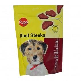 Rupp Hundesnack Rind Steaks 75g