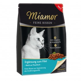 Miamor Katzenfutter Feine Bissen Thunfisch