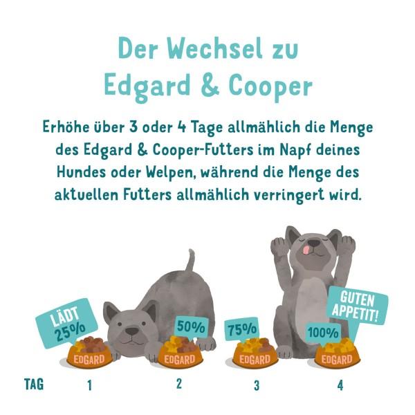 Edgard & Cooper Junior Freilaufente & Huhn