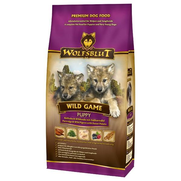 Wolfsblut Wild Game Puppy