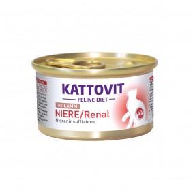 KATTOVIT Feline Diet Niere/Renal Lamm