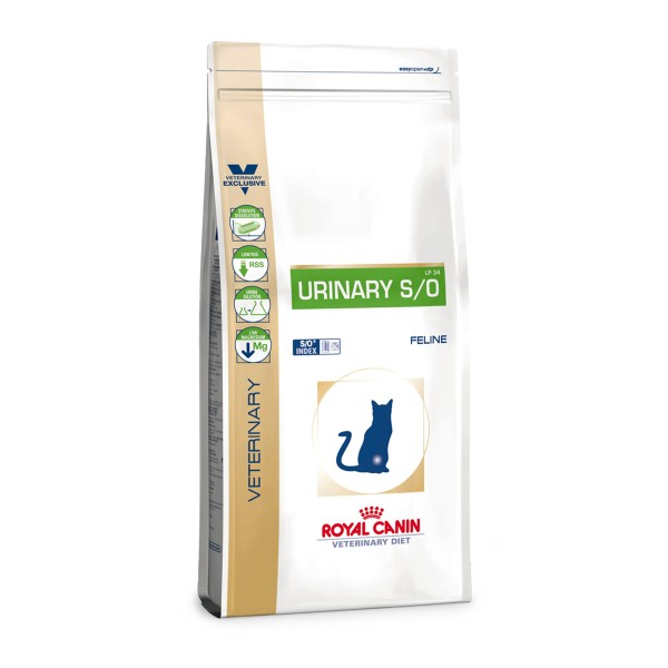 Royal Canin Vet Diet Urinary S/O LP 34