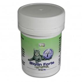 Grau Cat Care Plus Biotin-Tabletten