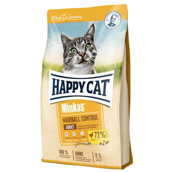 Happy Cat Minkas Hairball Control Geflügel