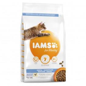 IAMS for Vitality Dental mit frischem Huhn 3kg