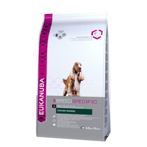 Eukanuba Hundefutter Erwachsene Cocker Spaniel Huhn