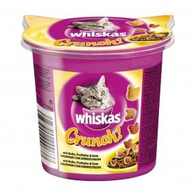 Whiskas Crunch mit Huhn, Truthahn & Ente