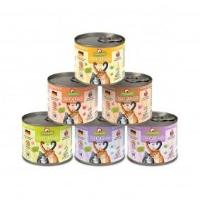 GranataPet Katze - Multipack 3 DeliCatessen ohne Fisch