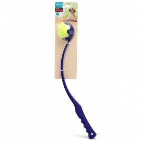 ZooRoyal Wurfschleuder inkl. Tennisball