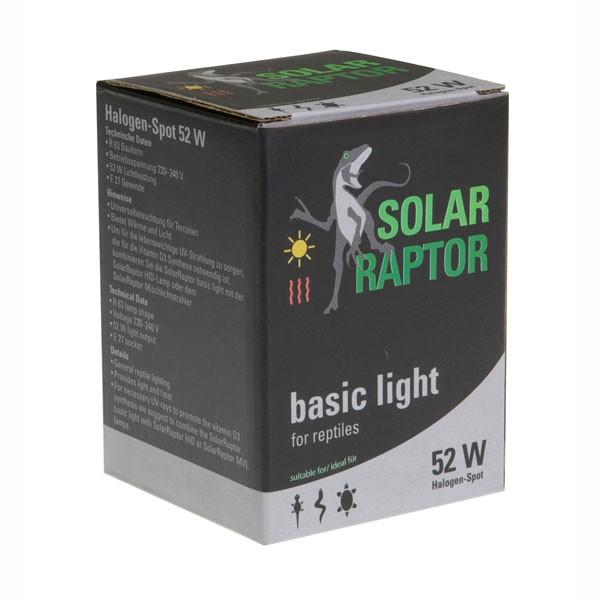 Solar Raptor Halogen Spot
