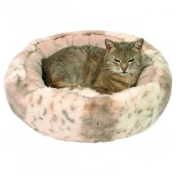 Trixie Plüschbett Leika für Katzen und Hunde