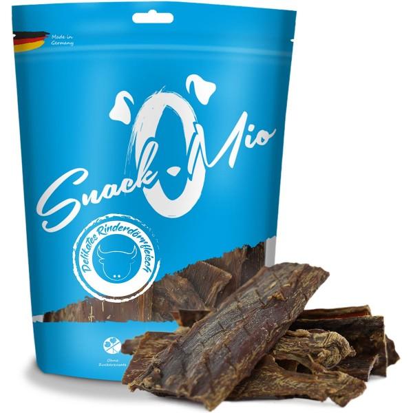 SnackOMio - delikates Rinderdörrfleisch 300g