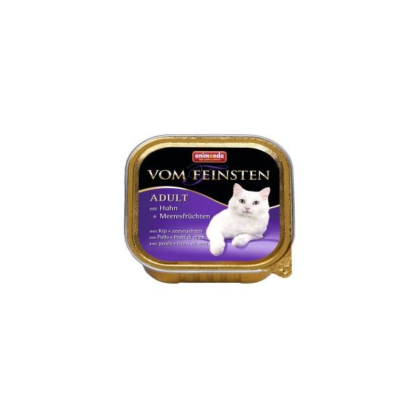 Animonda Vom Feinsten Adult Huhn und Meeresfrüchte 100g