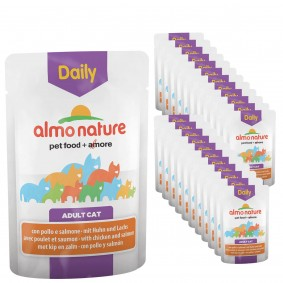 Almo Nature Daily Menü in Jelly 30x70g