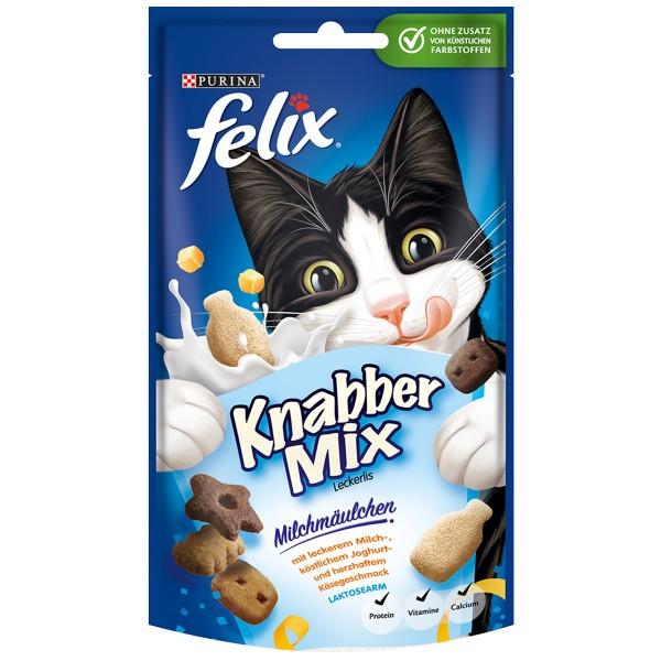 Felix Knabber Mix Milchmäulchen