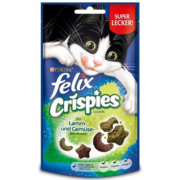 Felix Katzensnack Crispies