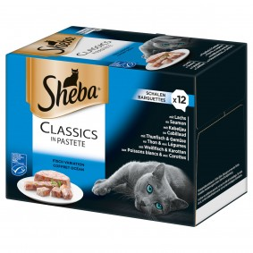 Sheba Classics Schale Multipack