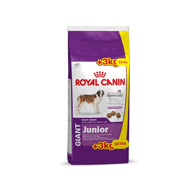 Hundefutter Giant Junior - 15kg