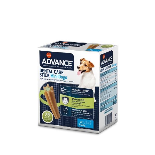 Advance Hundefutter Dental Care Stick Mini Multipack 360g