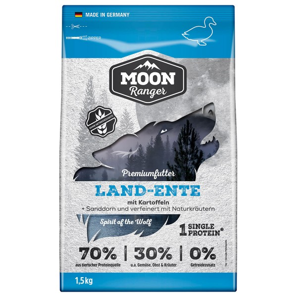 MOON Ranger mit Land-Ente 1,5kg