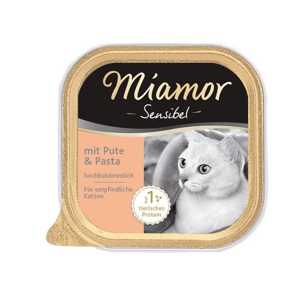 Miamor Sensibel Pute und Pasta