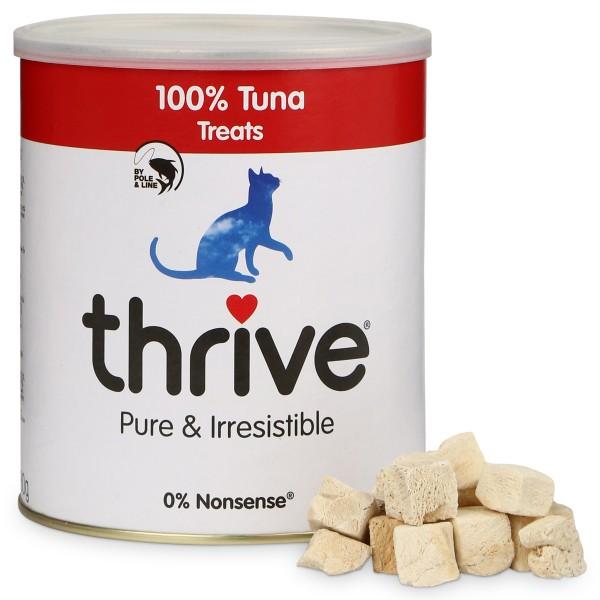 thrive 100% Thunfisch Katzensnack MaxiTube