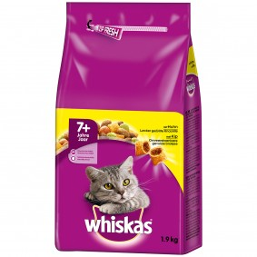 Whiskas Senior 7+ mit Huhn