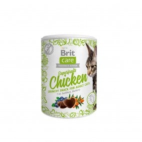 Brit care Cat Snack - Superfruits Chicken