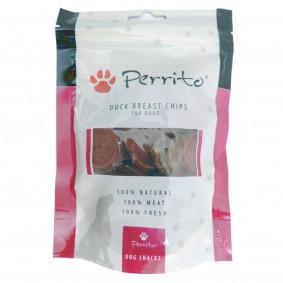 Perrito Duck Breast Chips für Hunde