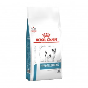 Royal Canin Vet Diet Trockenfutter Hypoallergenic Small Dog