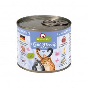 GranataPet Katze - Delicatessen Dose Thunfisch & Ente