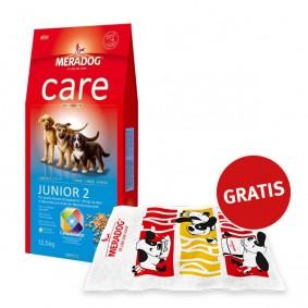 Mera Dog High Premium Junior 2 12,5kg plus GRATIS Badehandtuch