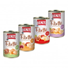 Rinti Filetto  Mixpaket 6x420g