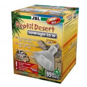 JBL UV-Strahler ReptilDesert L-U-W alu