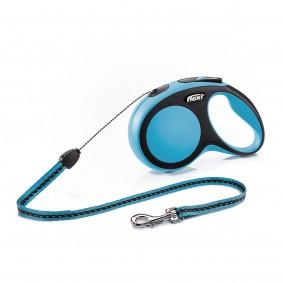 flexi New Comfort lanové vodítko, modré
